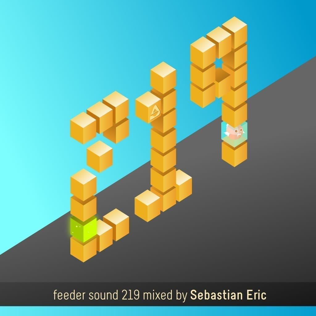 feeder sound 219 mixed by Sebastian Eric cover
