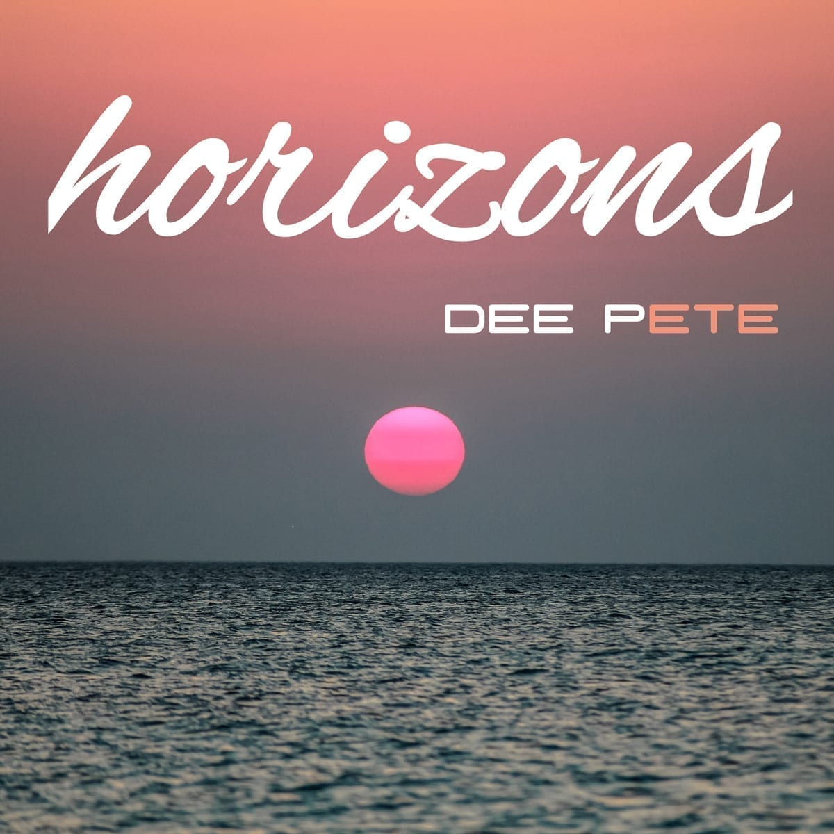 "Dee Pete debuts with his first single ""Horizons"""