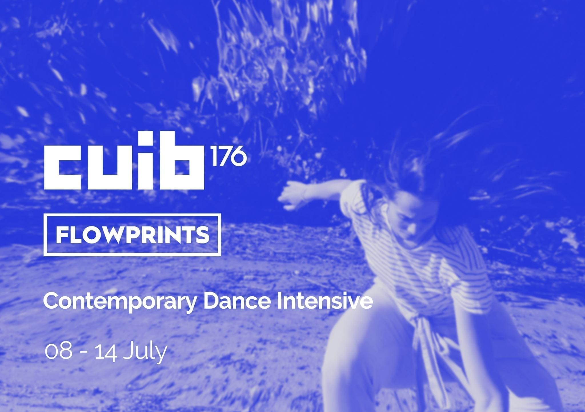 Flowprints - Contemporary Dance Intensive. Nature session