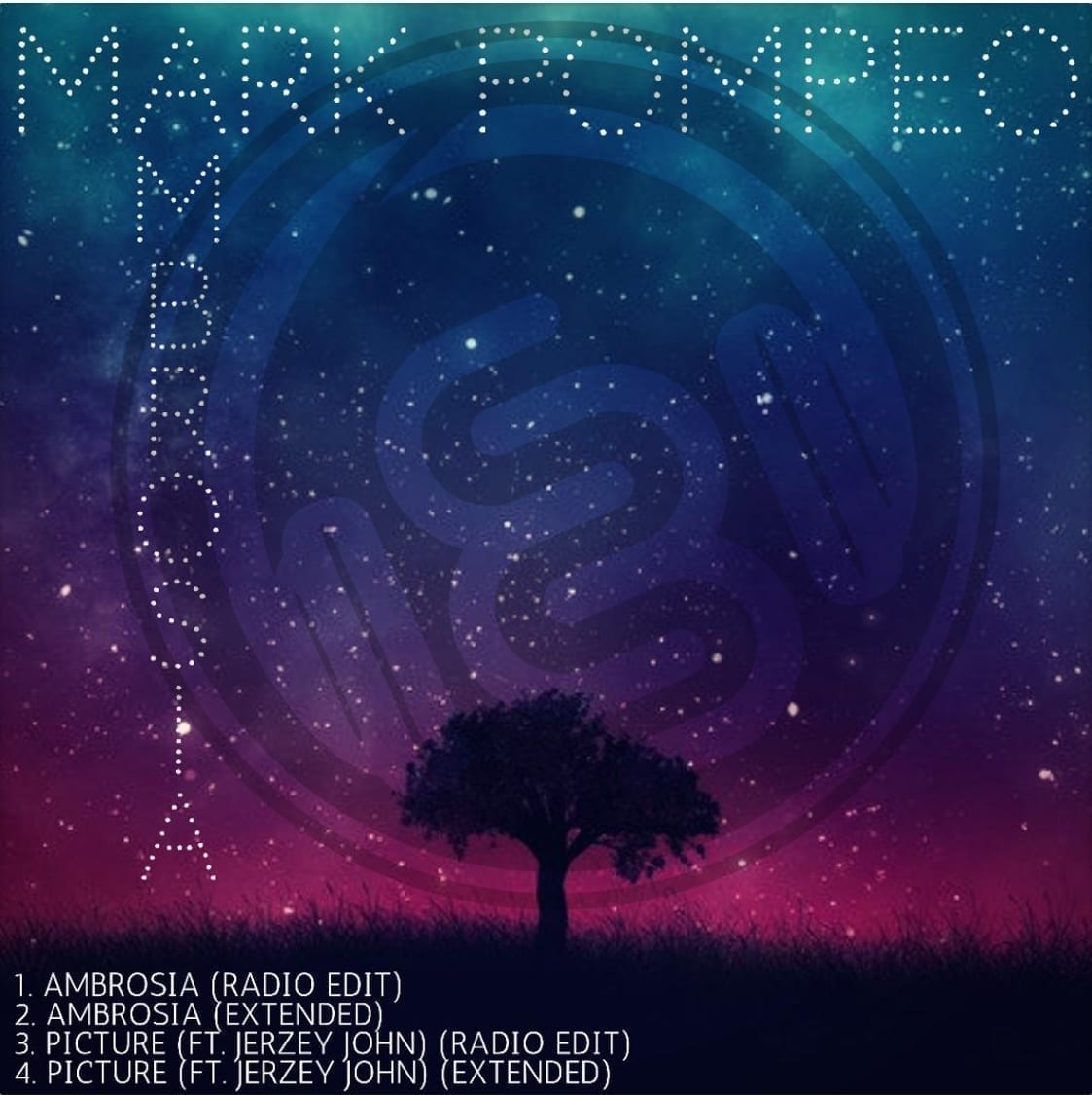 "Mark Pompeo presents his new job ""Ambrosia"""