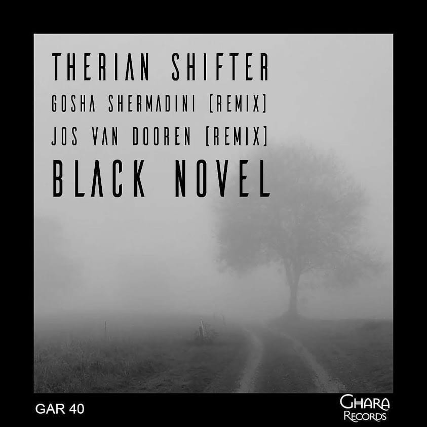 "Therian Shifter presents his ""Black Novel"""