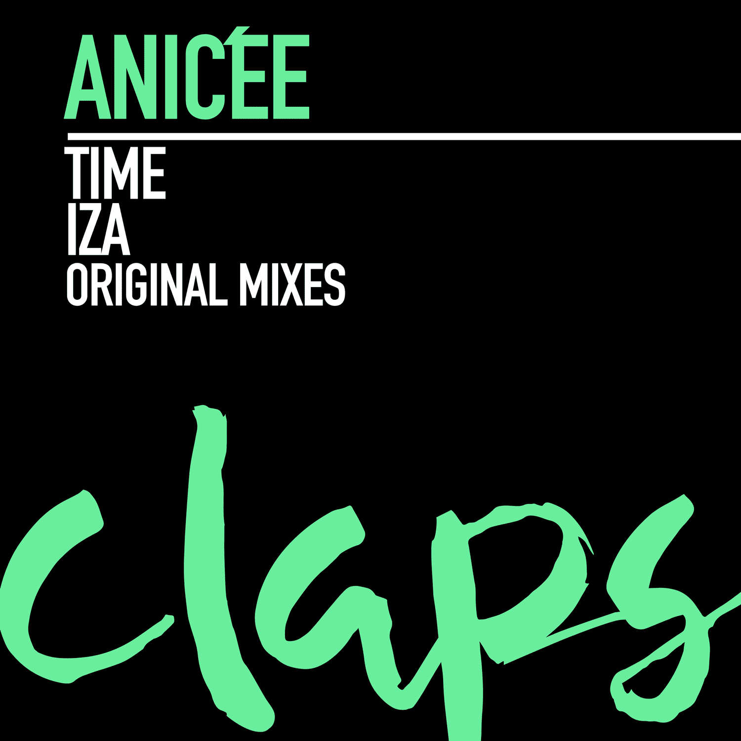 "The French producer and dj Anicée gets on Claps Records with a new Tech House jam titled ""Time"""