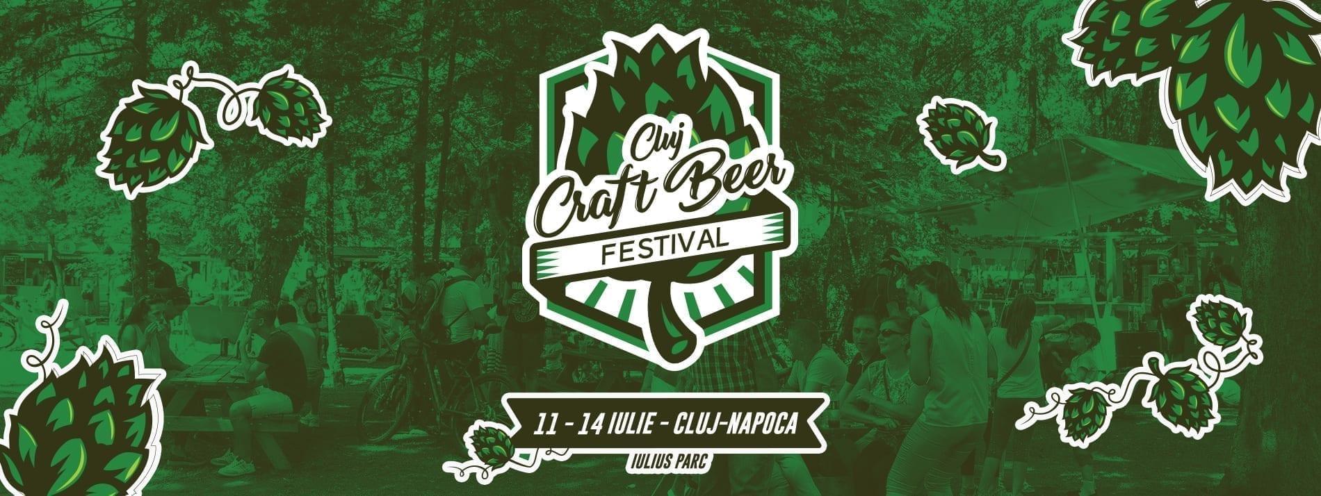 Cluj Craft Beer Festival - ediția 2019