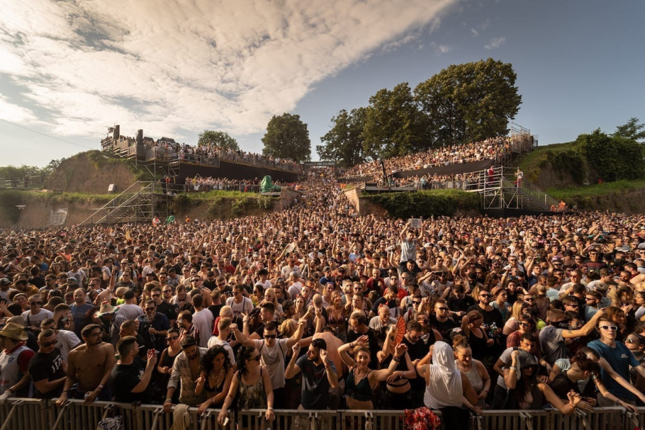 Review: EXIT Festival 2019 | Dance Arena morning