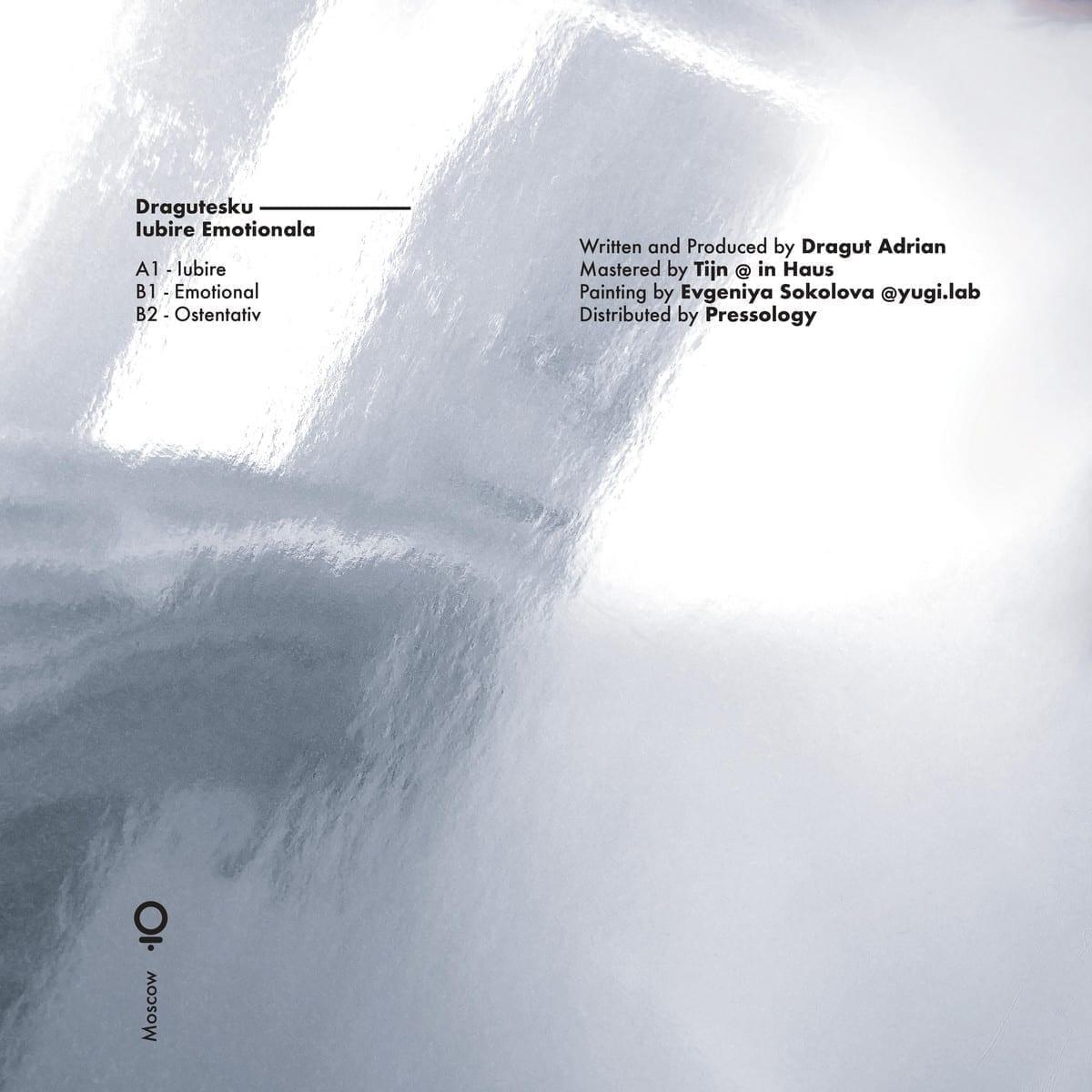 Dragutesku - Iubire Emotionala [Otomoji] back