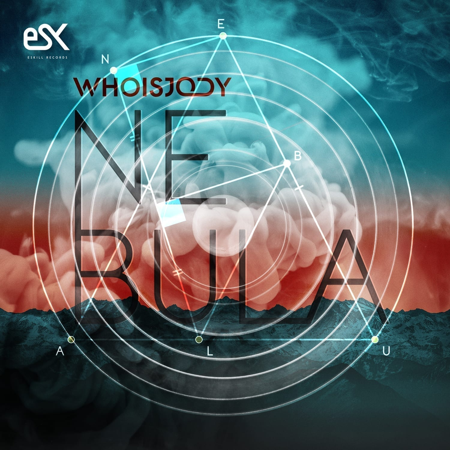 """WHOISJODY is back on Eskill Records with a new melodic jam, titled """"NEBULA"""""""