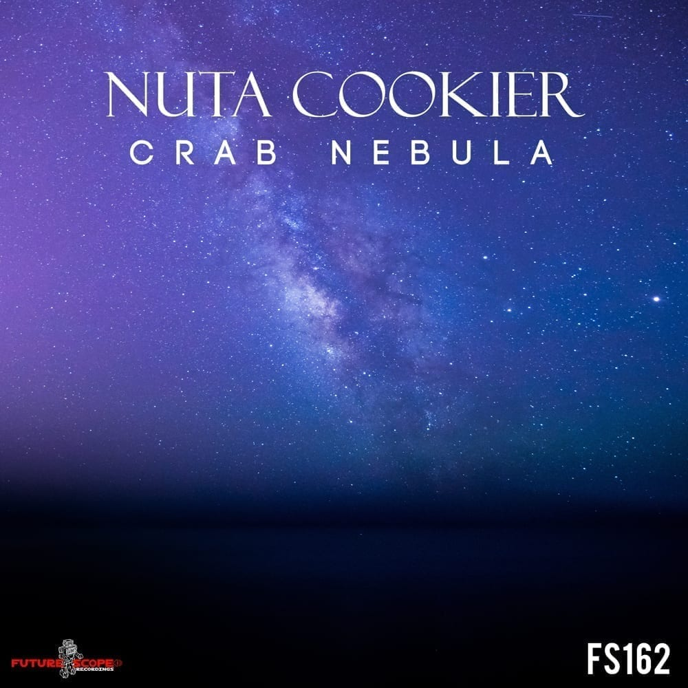 "The Sao Paolo dj and producer Nuta Cookier continues his space journey with ""Crab Nebula"""