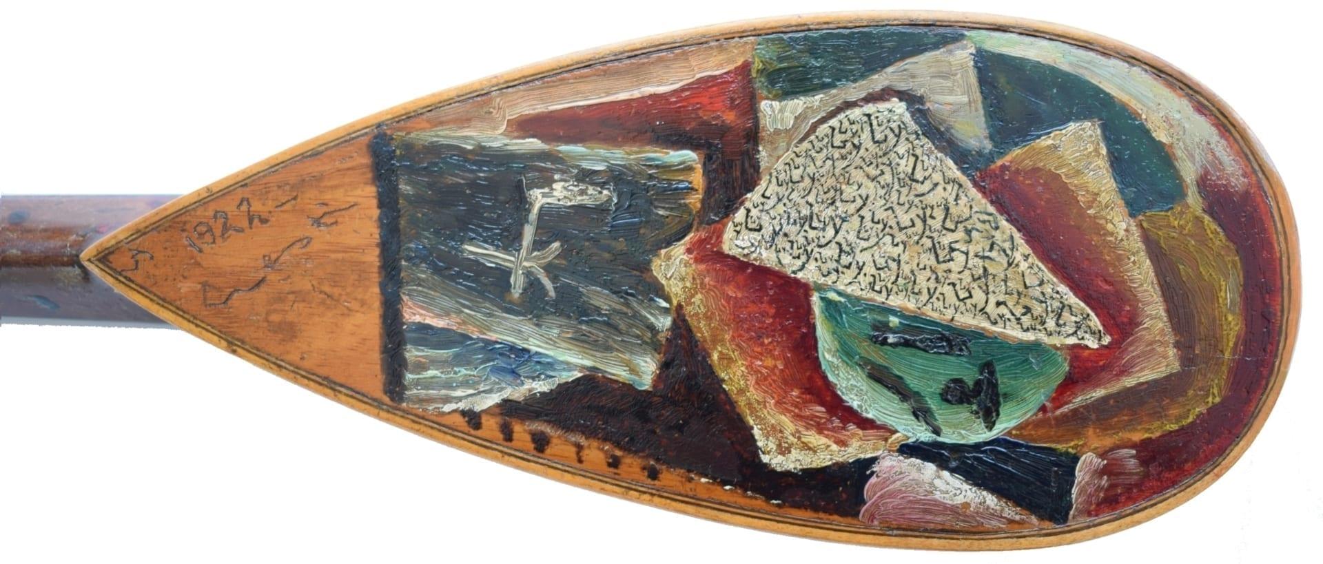 Galeria DADA Victor Brauner - Mandolina 1922