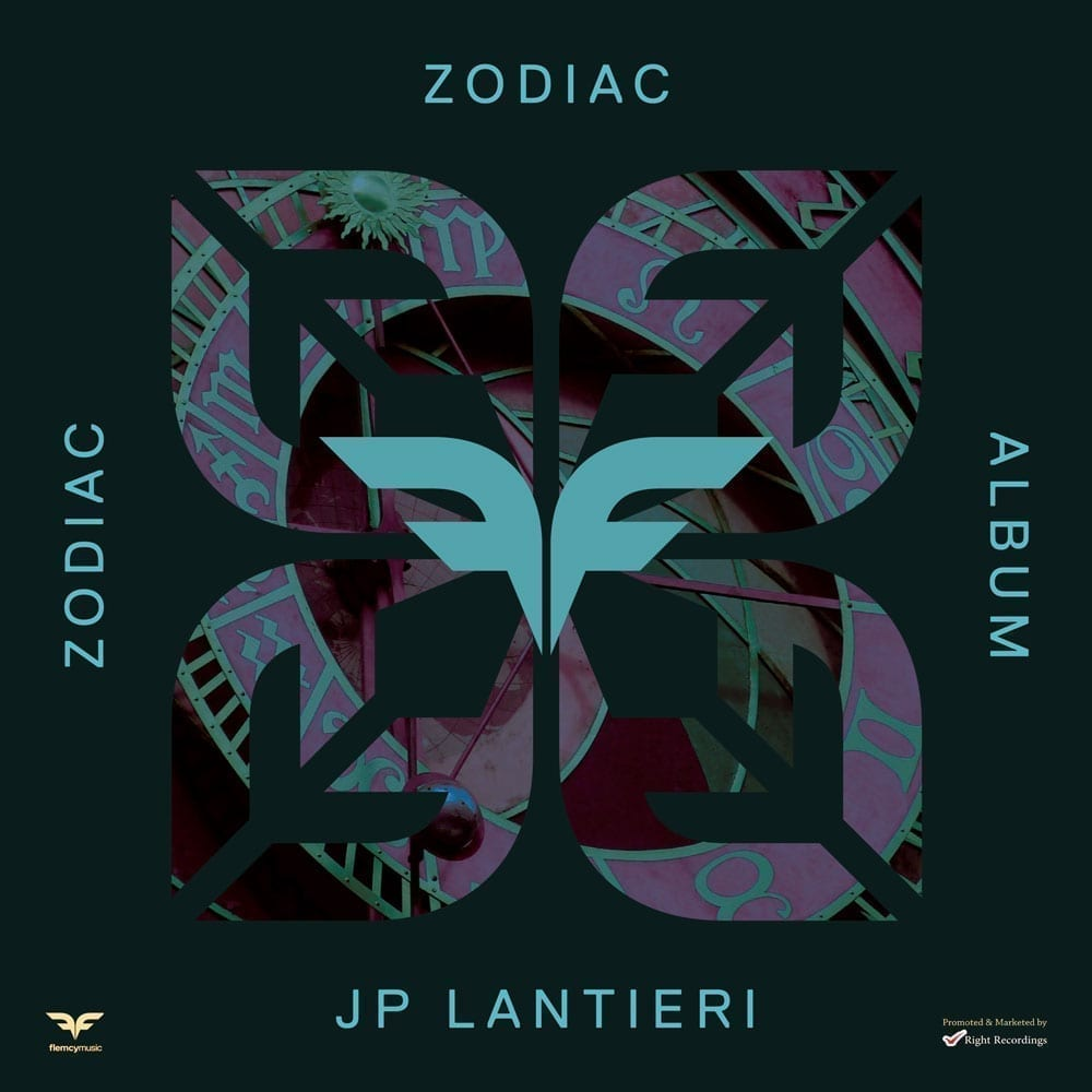 "JP Lantieri delivers twelve horoscope signs album ""Zodiac"", and invites us to dance among the stars"