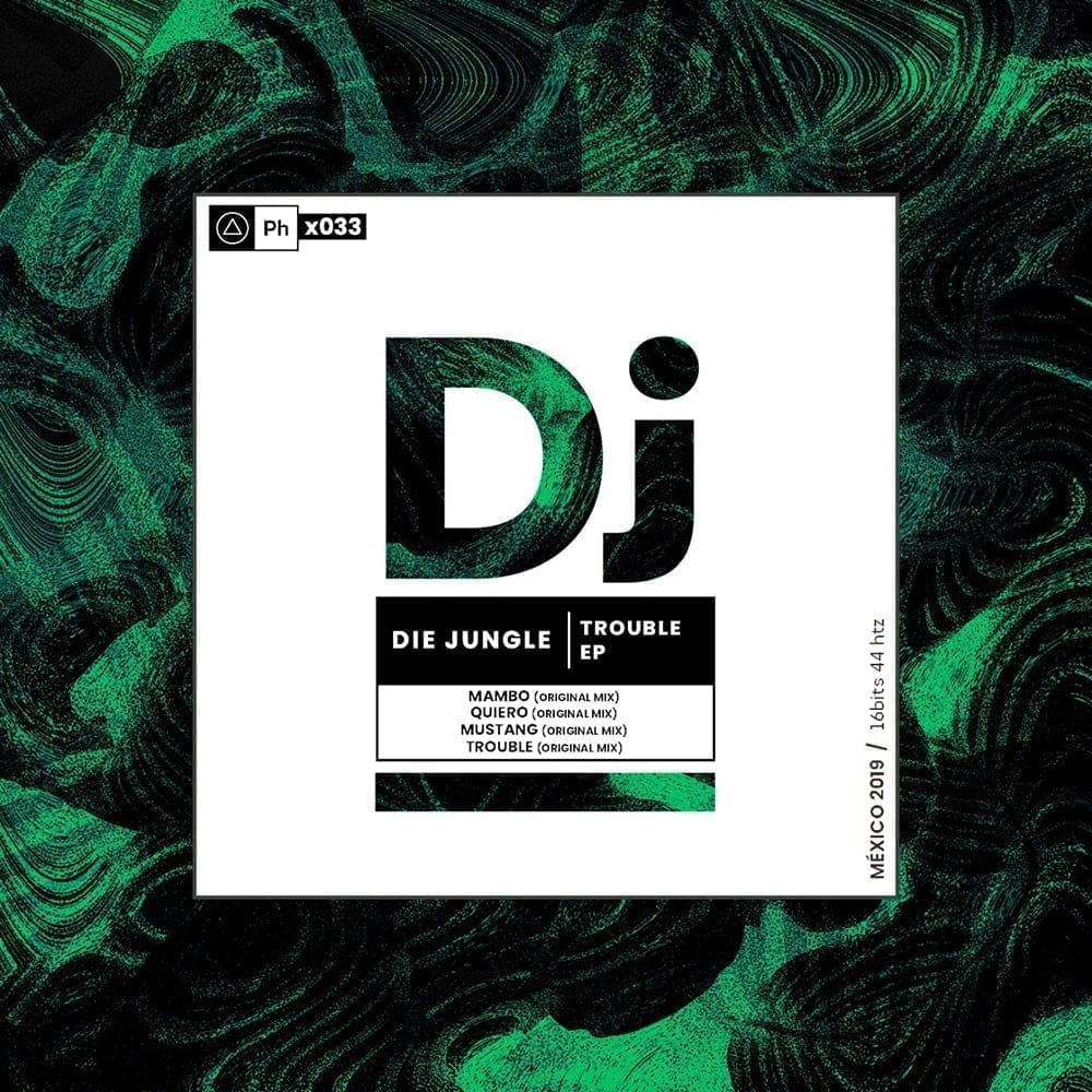 Die Jungle will release Trouble EP on August 23, 2019 via label Phisica