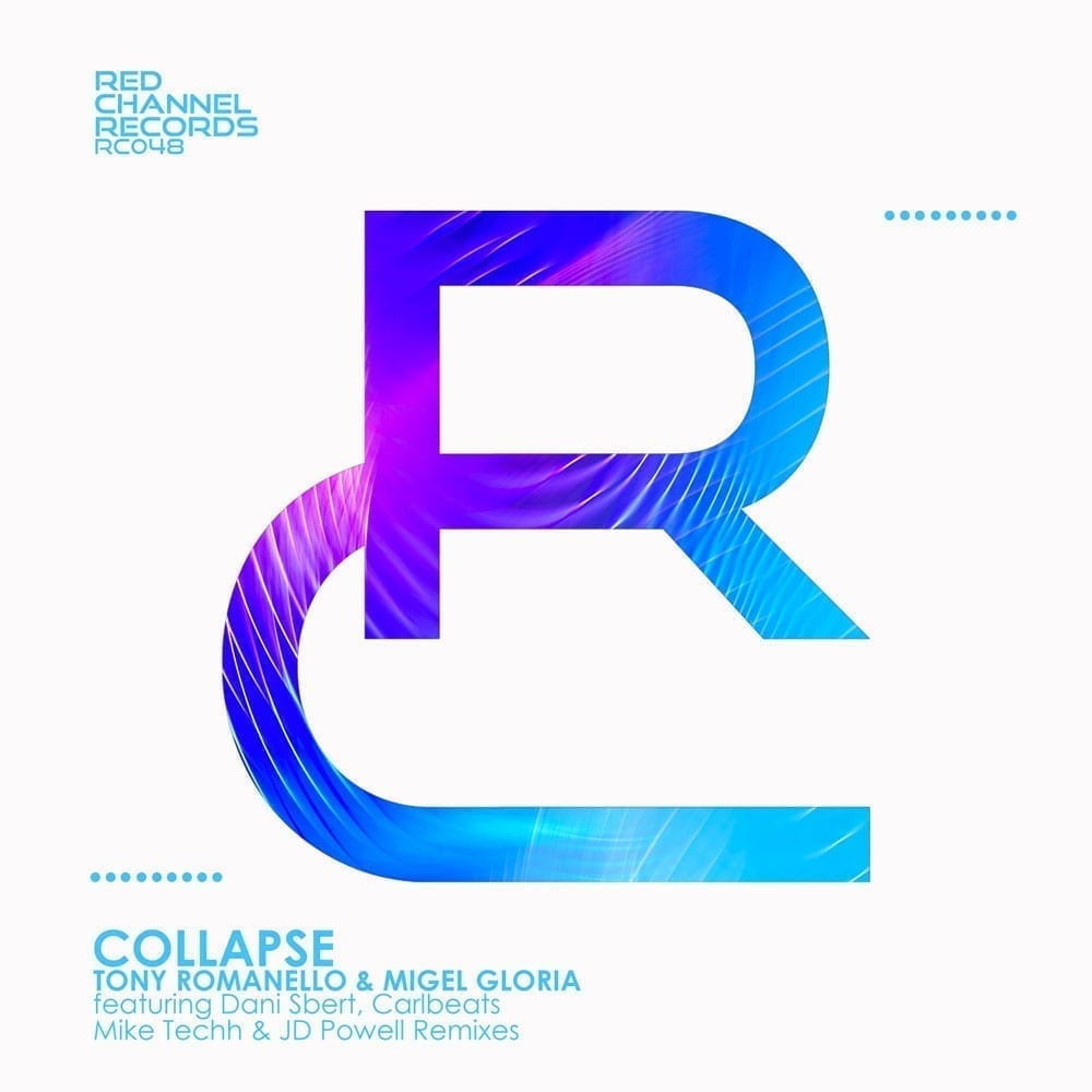 Refresh your Techno nights with Collapse, the next move from Tony Romanello and Migel Gloria
