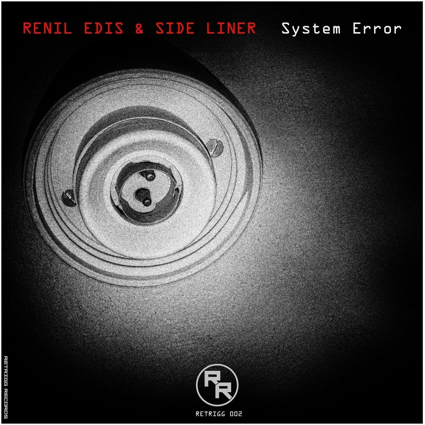 System Error: the new techno ep release of Renil Edis & Side Liner
