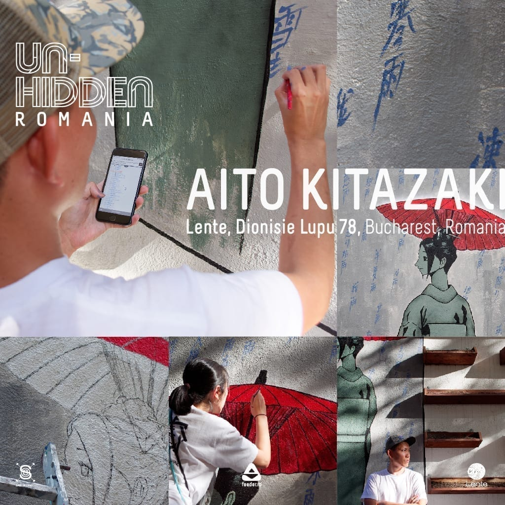 Un-hidden Romania interview with Aito Kitazaki