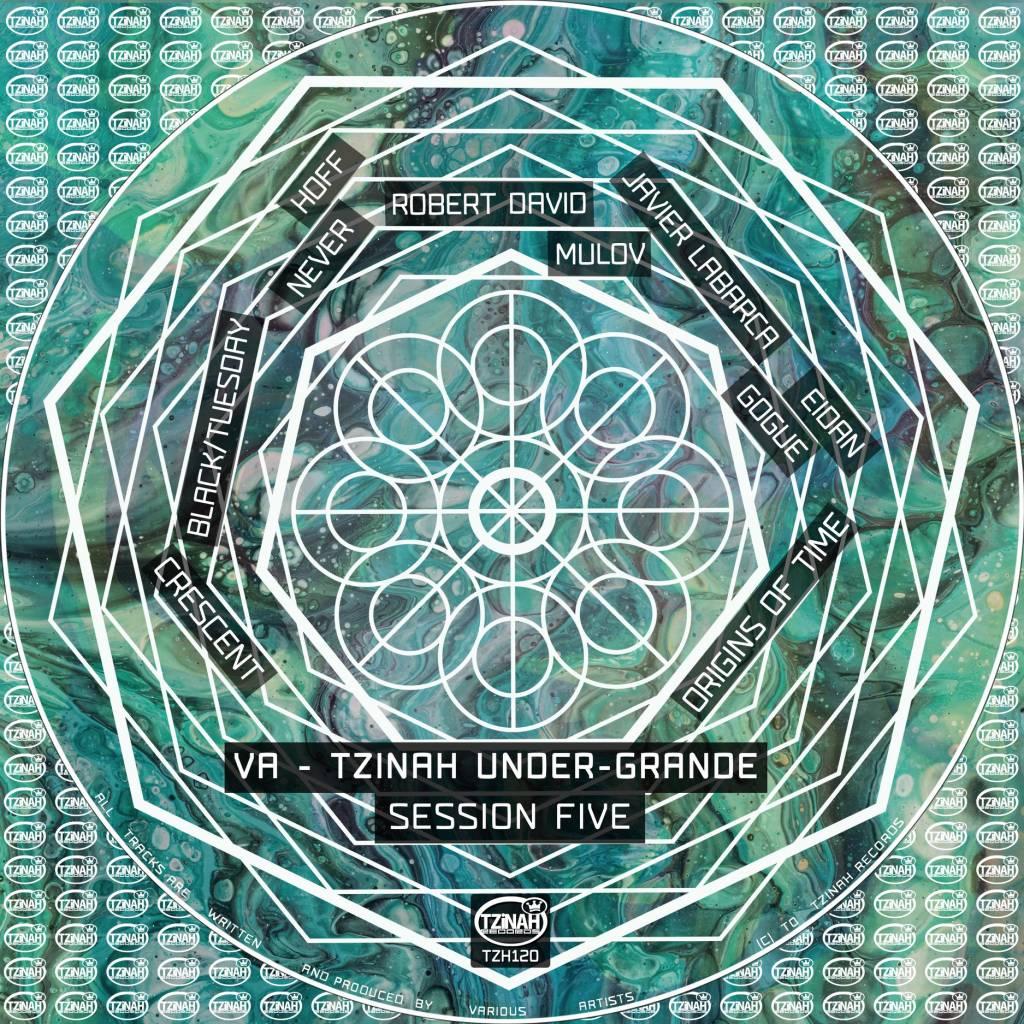 VA – TZINAH UNDER-GRANDE SESSION FIVE [TZH120] PROMOPOOL