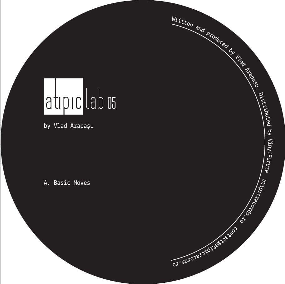 Vlad Arapasu - Atipic Lab 005 [AtipicLab] front