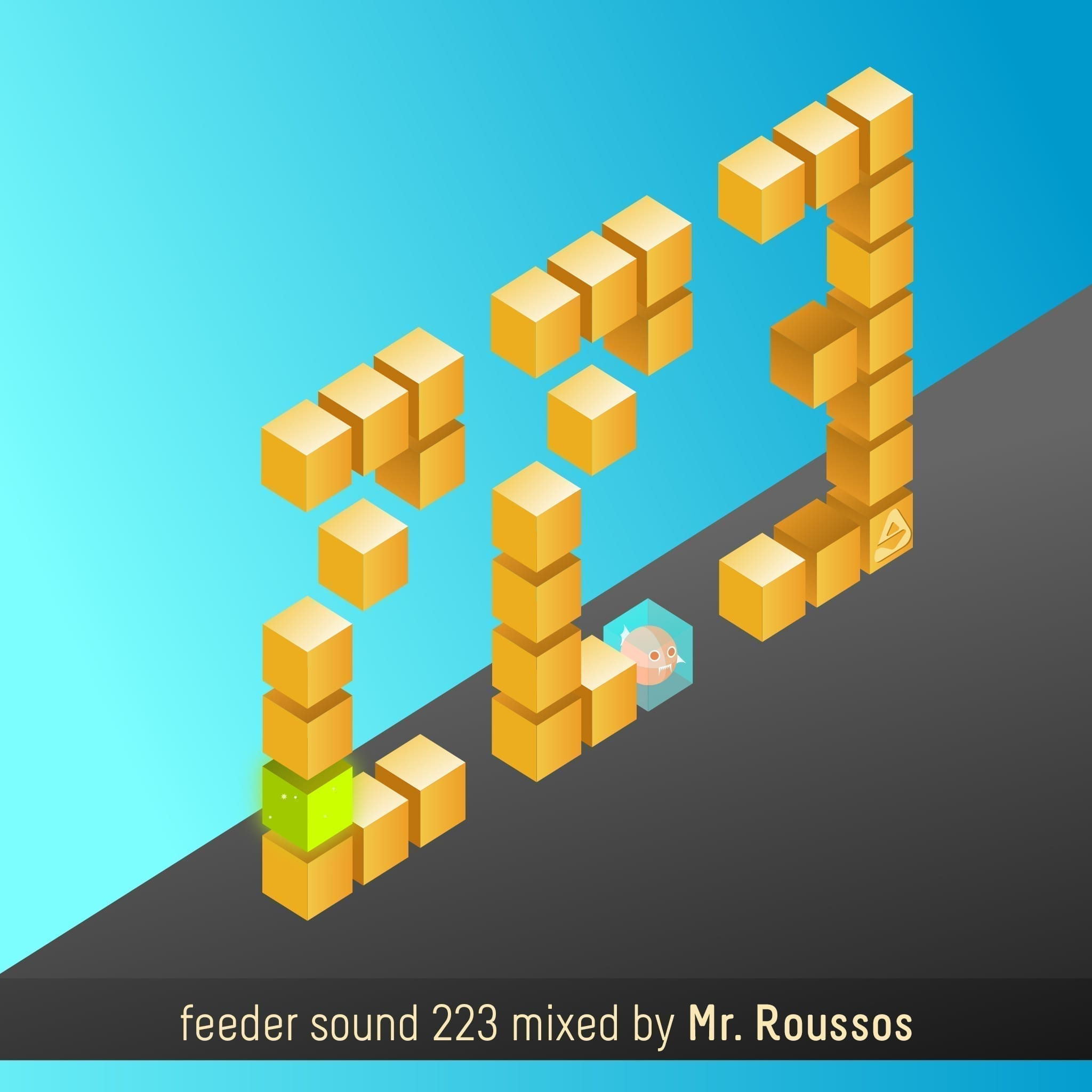 feeder sound 223 mixed by Mr. Roussos article-cover