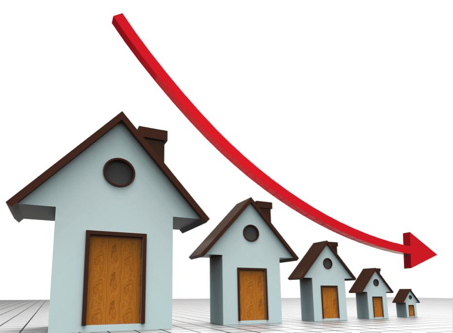 Scăderea prețurilor imobiliare. Diferențele față de anii trecuți