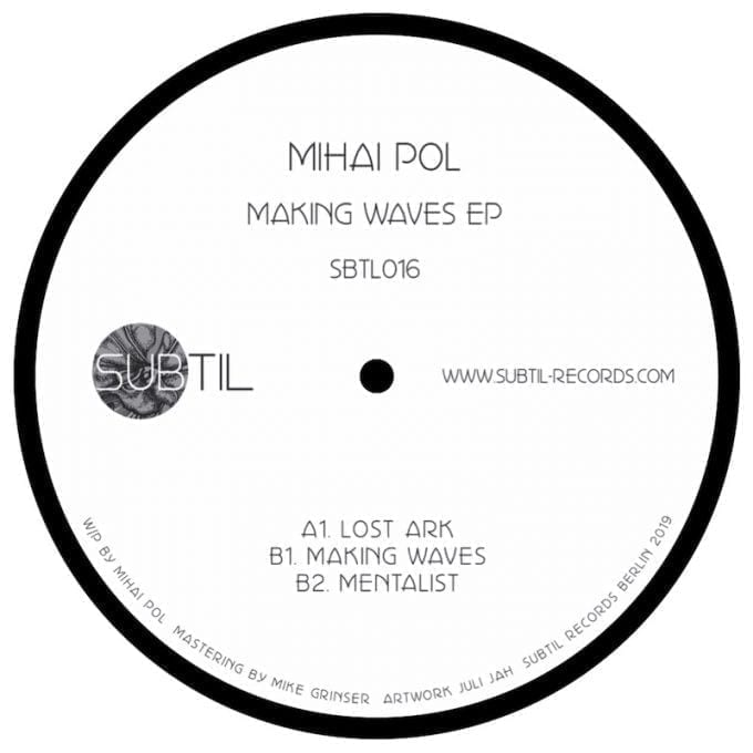 mihai pol - making waves ep [subtil] back