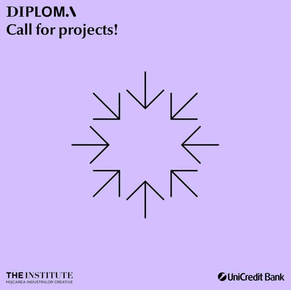 DIPLOMA prelungește call-ul de proiecte pentru ediția 2019