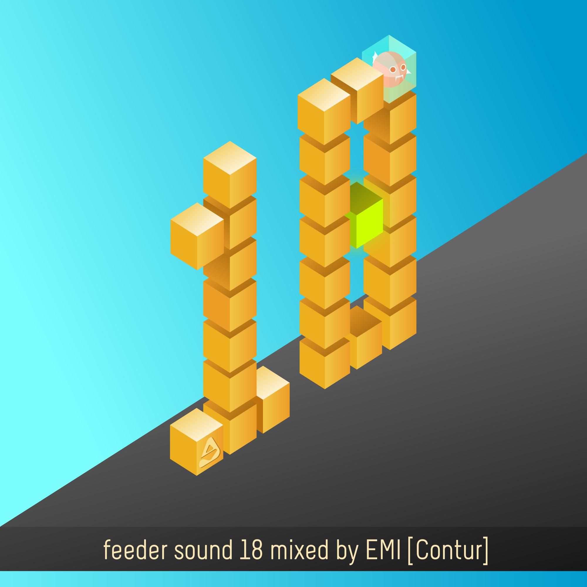 feeder sound 18 mixed by Emi [Contur]
