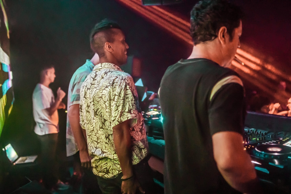 Apollonia, Planet Claire… 18th August at Octan Ibiza [review + photos]