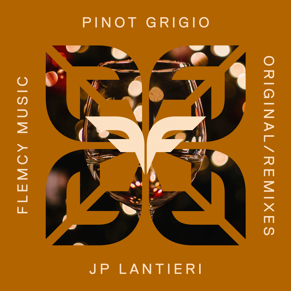 JP Lantieri presents 'Pinot Grigio' with remixes by Stan Kolev, Not Demure and Dilee D