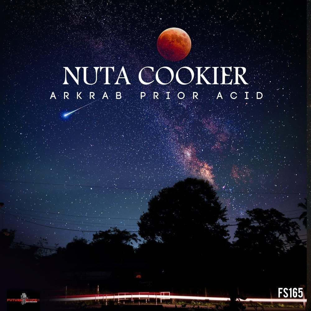 Nuta Cookier continues his space journey with a new release titled Arkrab Prior Acid