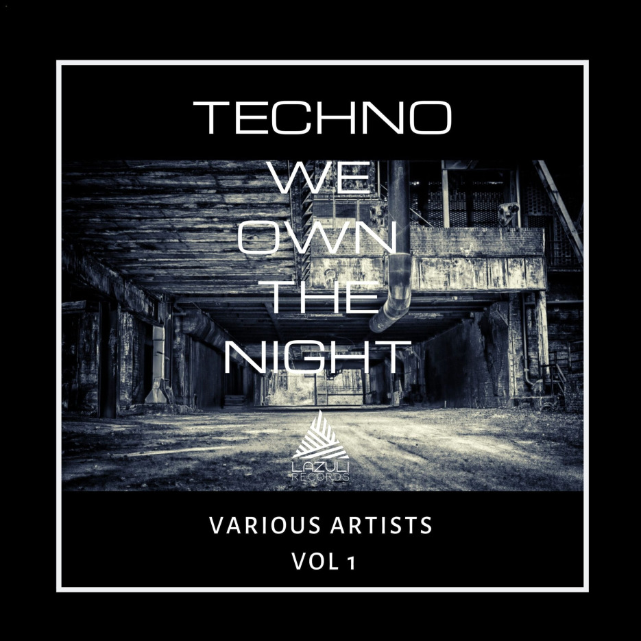 """Lazuli Records is glad to present """"We Own The Night V.A Volume 1"""", the label's first compilation"""
