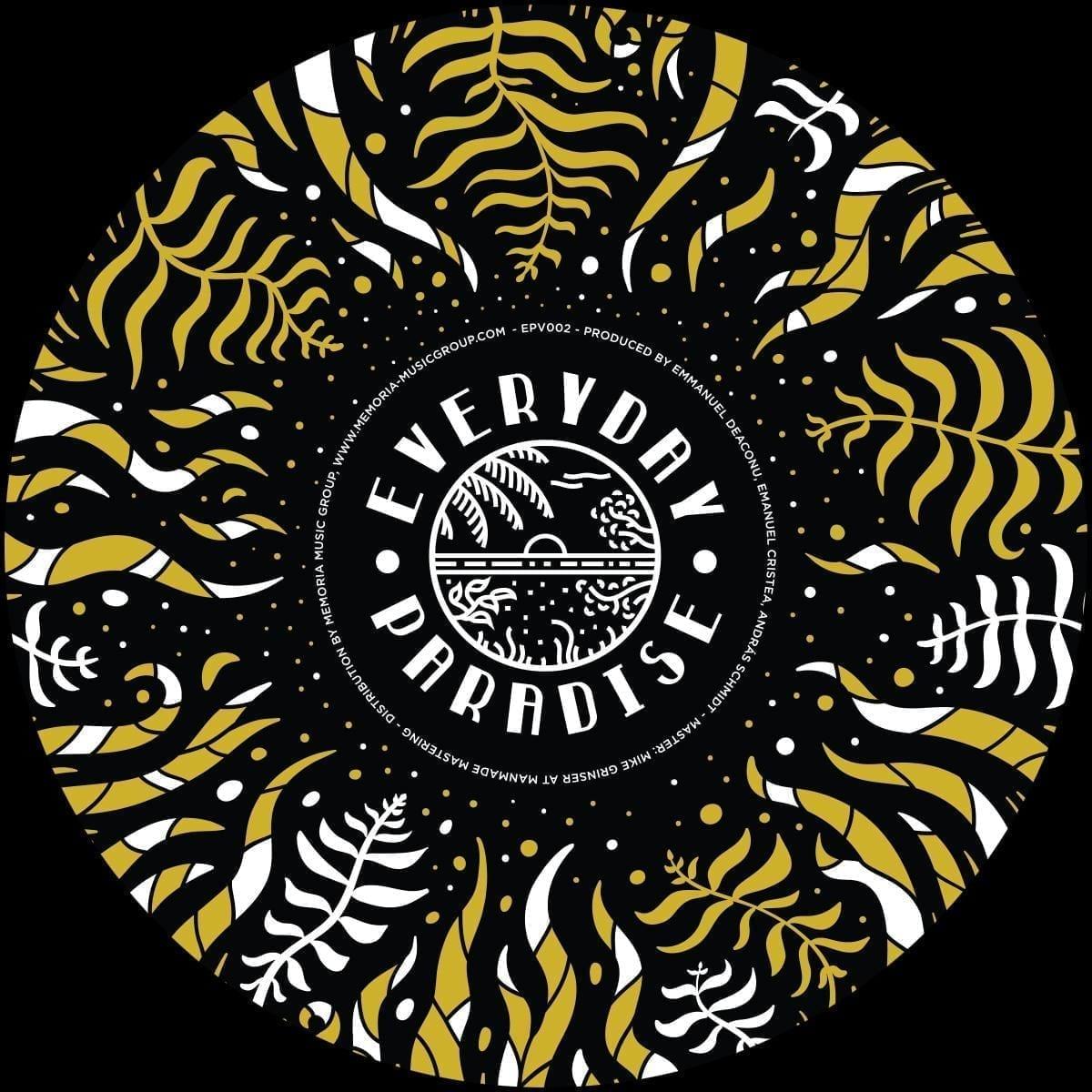 Los Bastoneros - Perspectives EP [Everyday Paradise] back