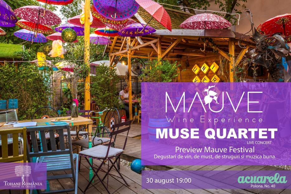 Preview Mauve festival