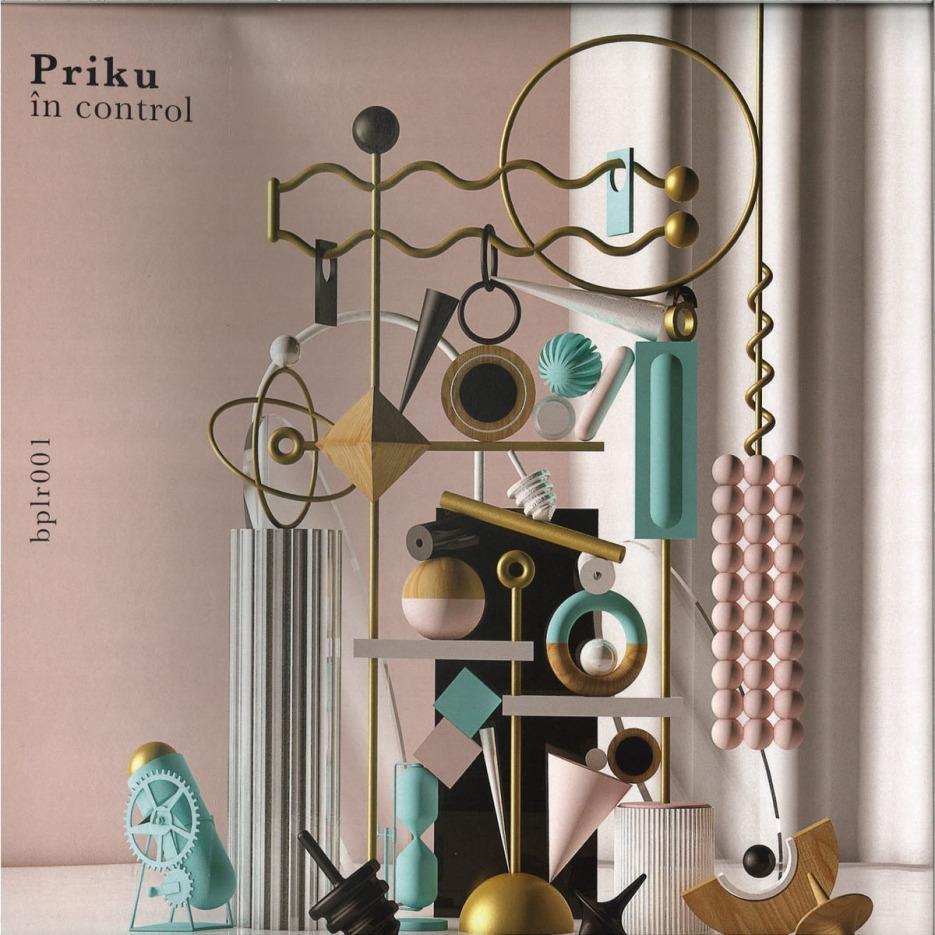 Priku - In Control [BPLR Records]