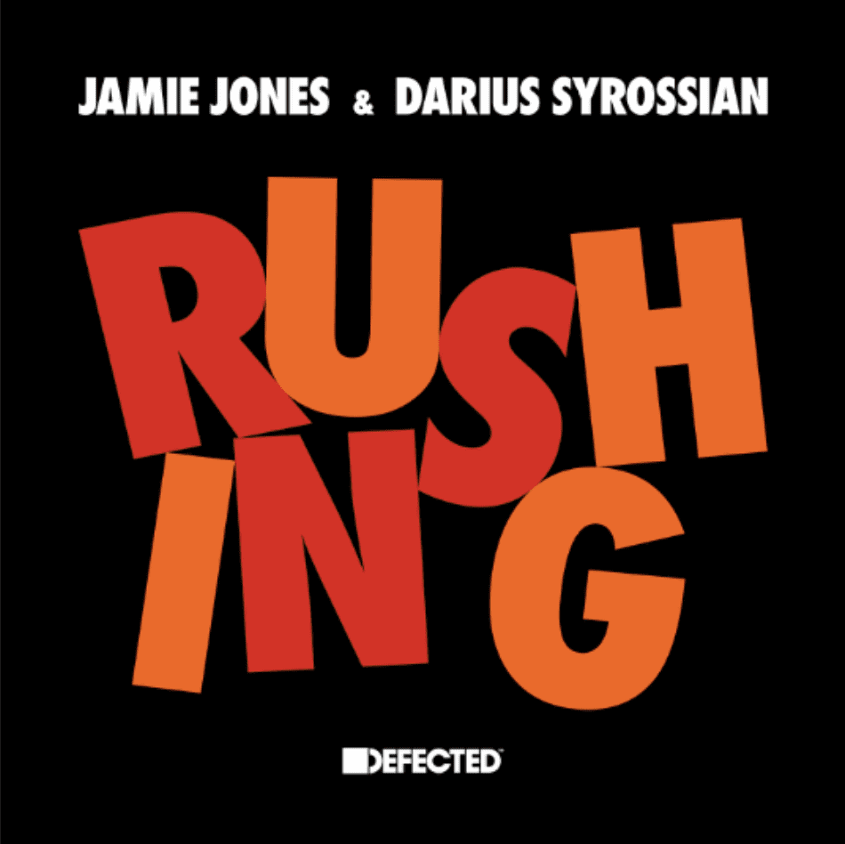 Jamie Jones and Darius Syrossian team up on brand new track 'Rushing'