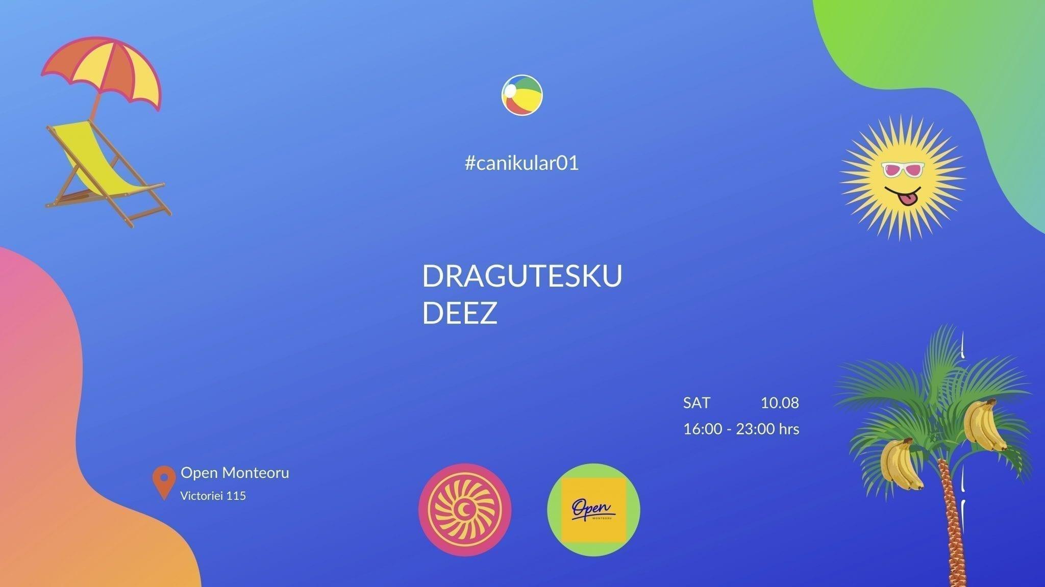 OpenBeach x Canikular01 w Dragutesku & Deez