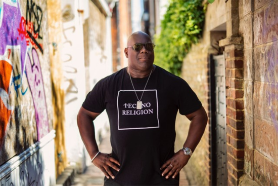 Carl Cox returns to ADE with massive Awesome Soundwave showcase, feat. Acid Mondays, Reinier Zonneveld (live), Julian Chaptal (live). Alex Kennon and more