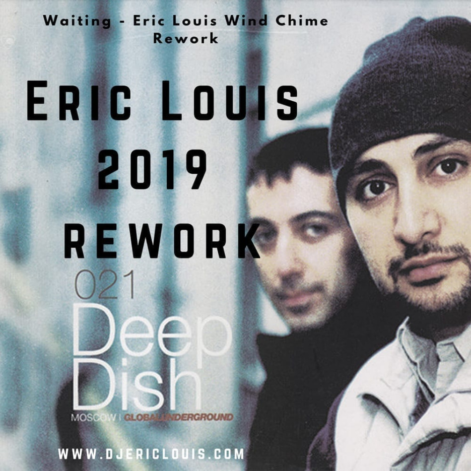 """""""Waiting"""" by Nat Monday gets the rework treatment by US based Eric Louis"""