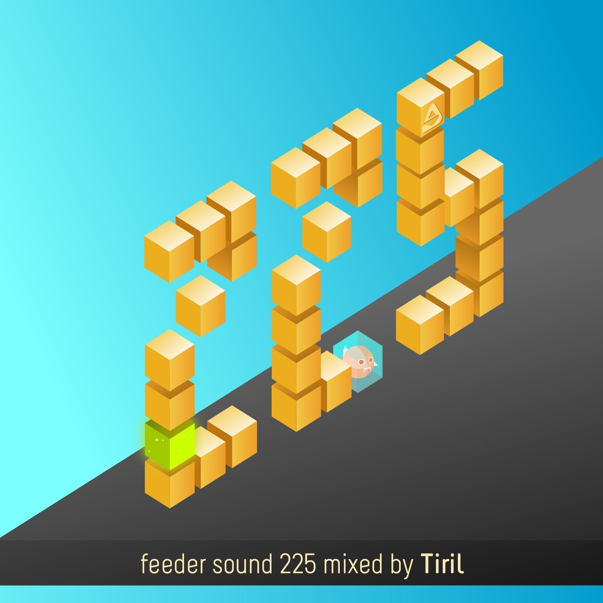 feeder sound 225 mixed by Tiril article-cover