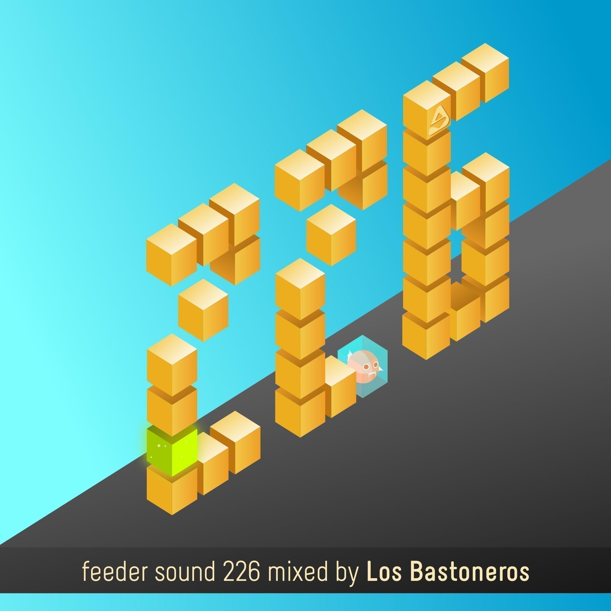 feeder sound 226 mixed by Los Bastoneros article-cover