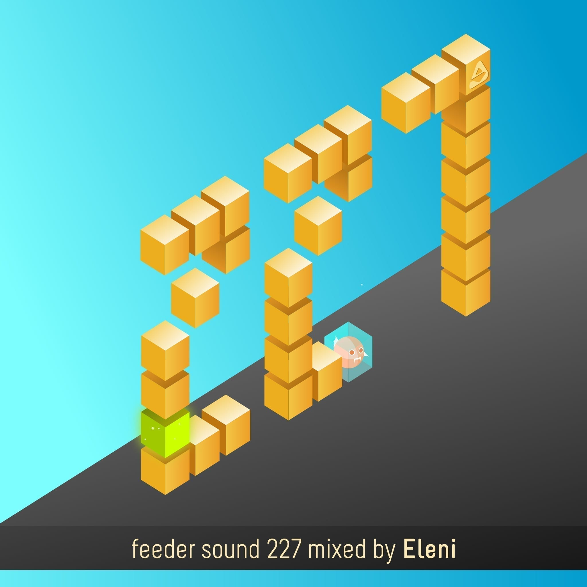 feeder sound 227 mixed by Eleni article-cover