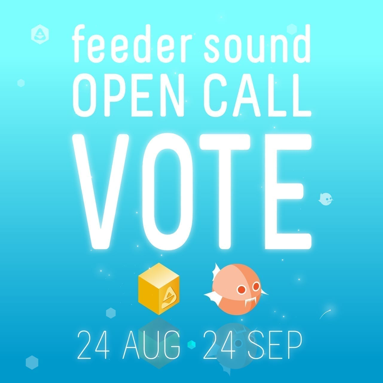 Listen to the applications received in the feeder sound OPEN CALL for DJs and producers & VOTE