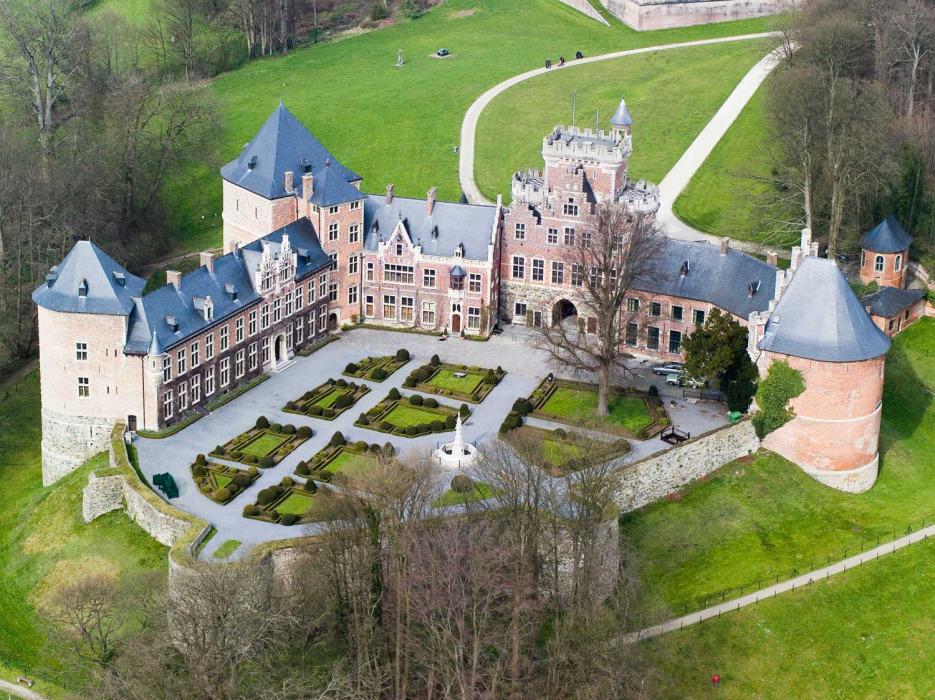 Nico Morano presents Ontourage: Flanders Gaasbeek Castle on Monday 9th September