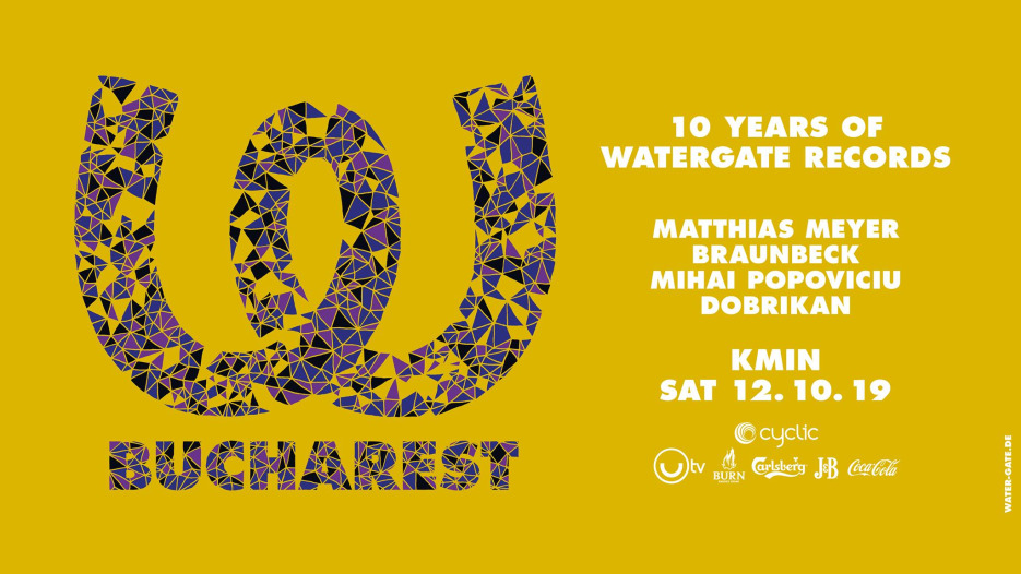 10 Years of Watergate Records in Bucharest