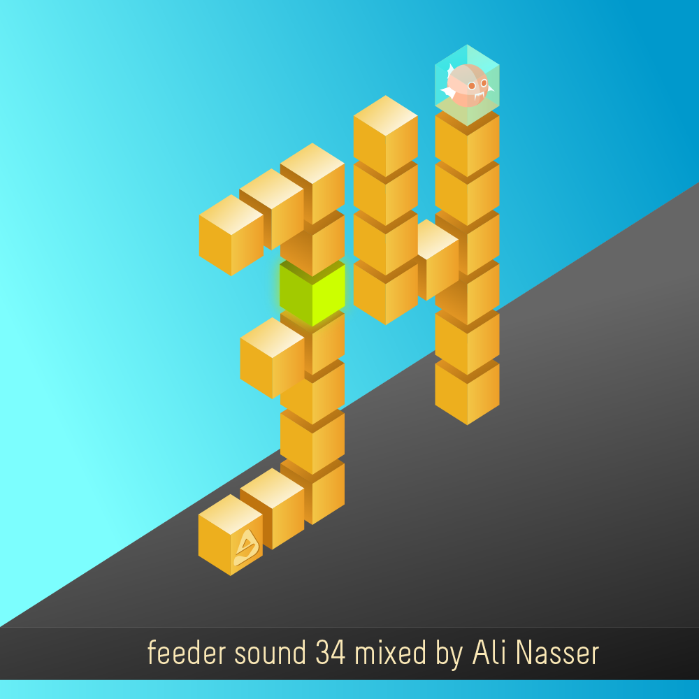 feeder sound 34 mixed by Ali Nasser