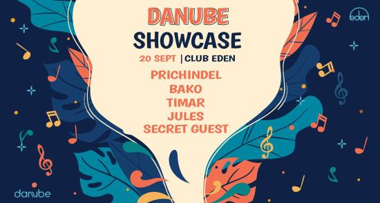 Danube Showcase x Marin's Birthday Bash