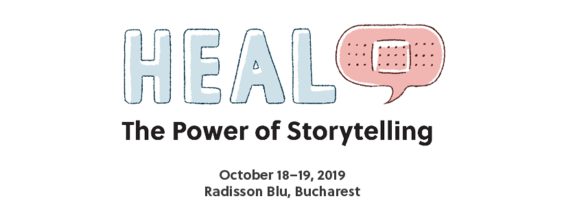 SOLD OUT | The Power of Storytelling 2019: Heal