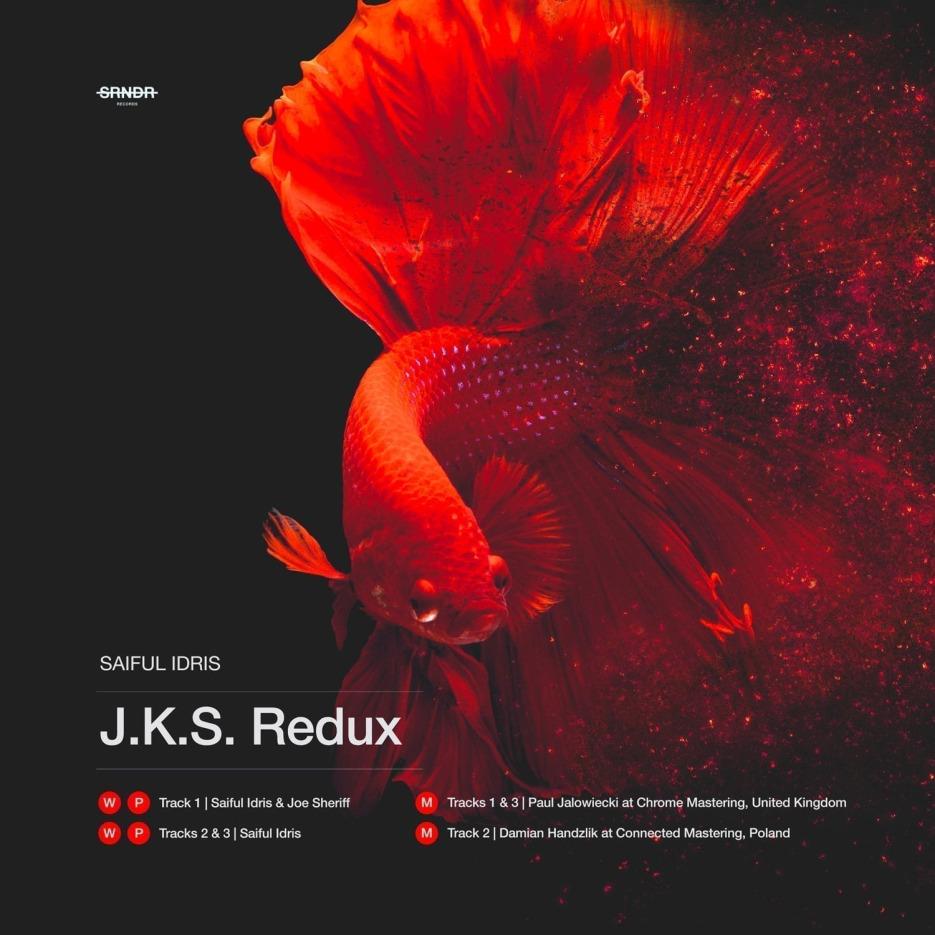 """J.K.S."", Saiful Idris' tribute to the legendary Zouk club in Singapore gets a fresh rework"
