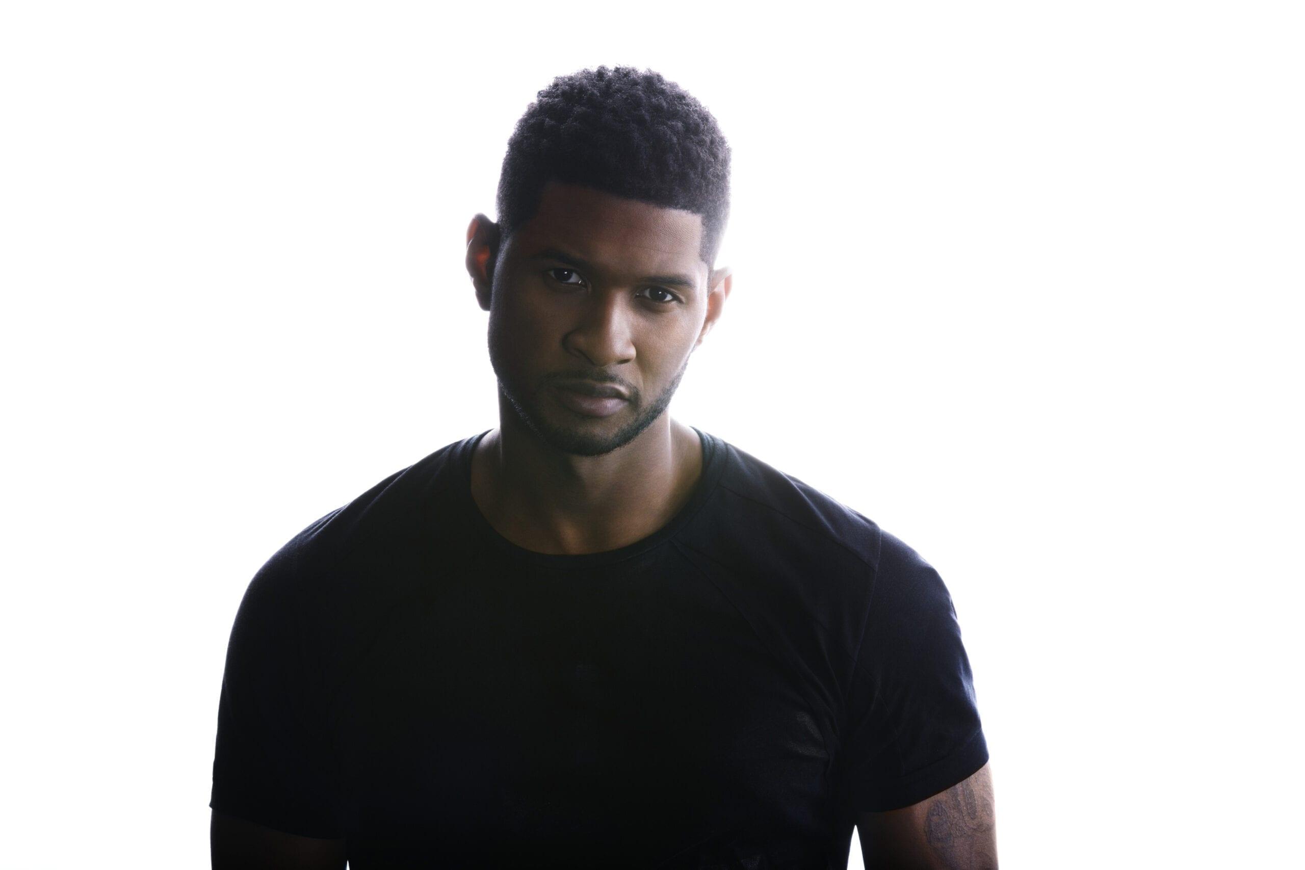 Usher Press Photo