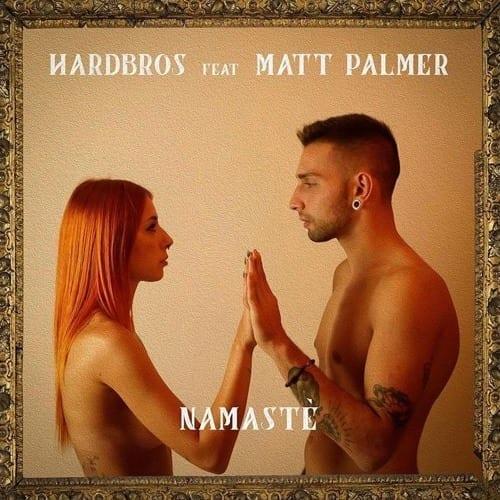 "Clockbeats is proud to present a new smashing single by the Italian duo Hardbros, titled ""Namastè"""