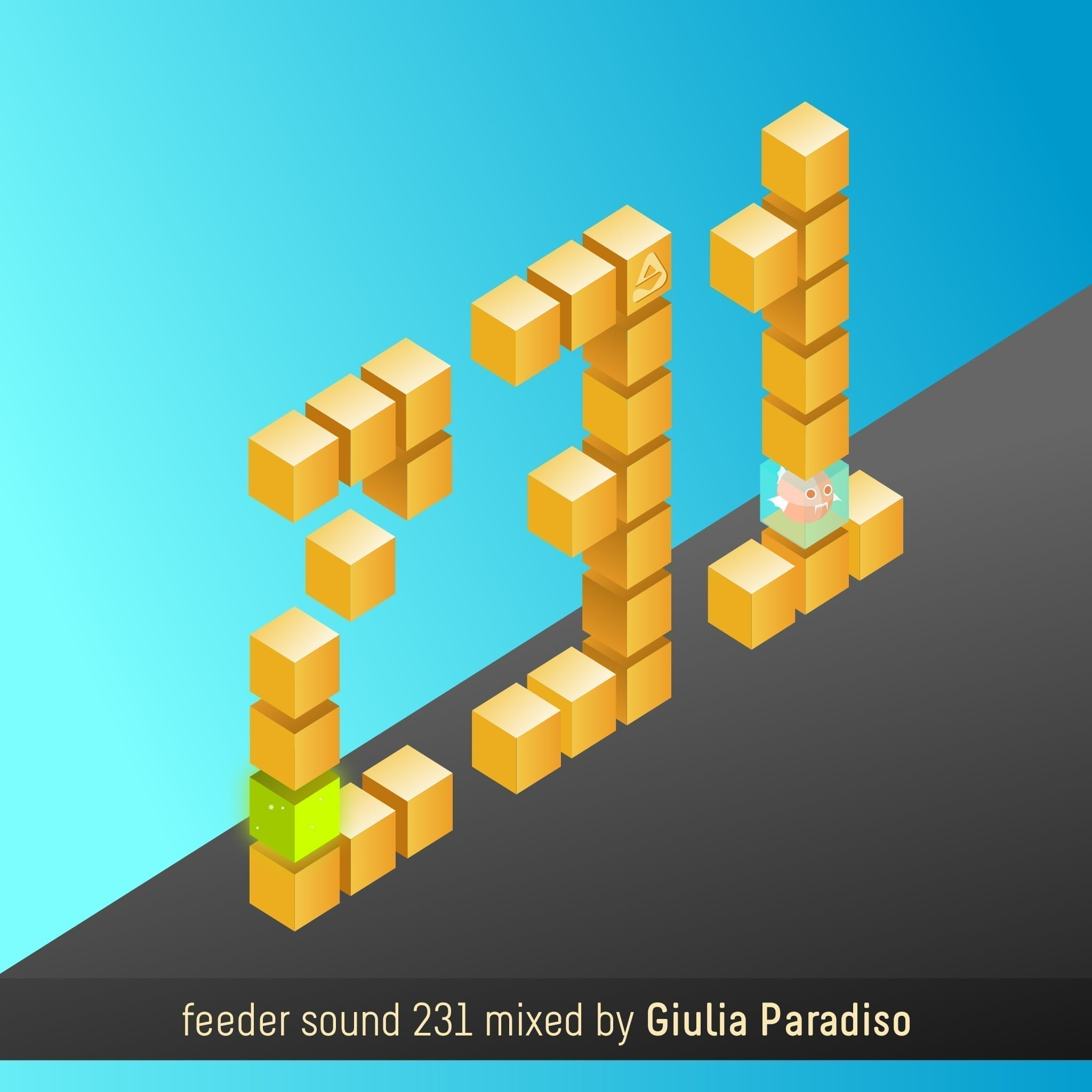 feeder sound 231 mixed by Giulia Paradiso article-cover