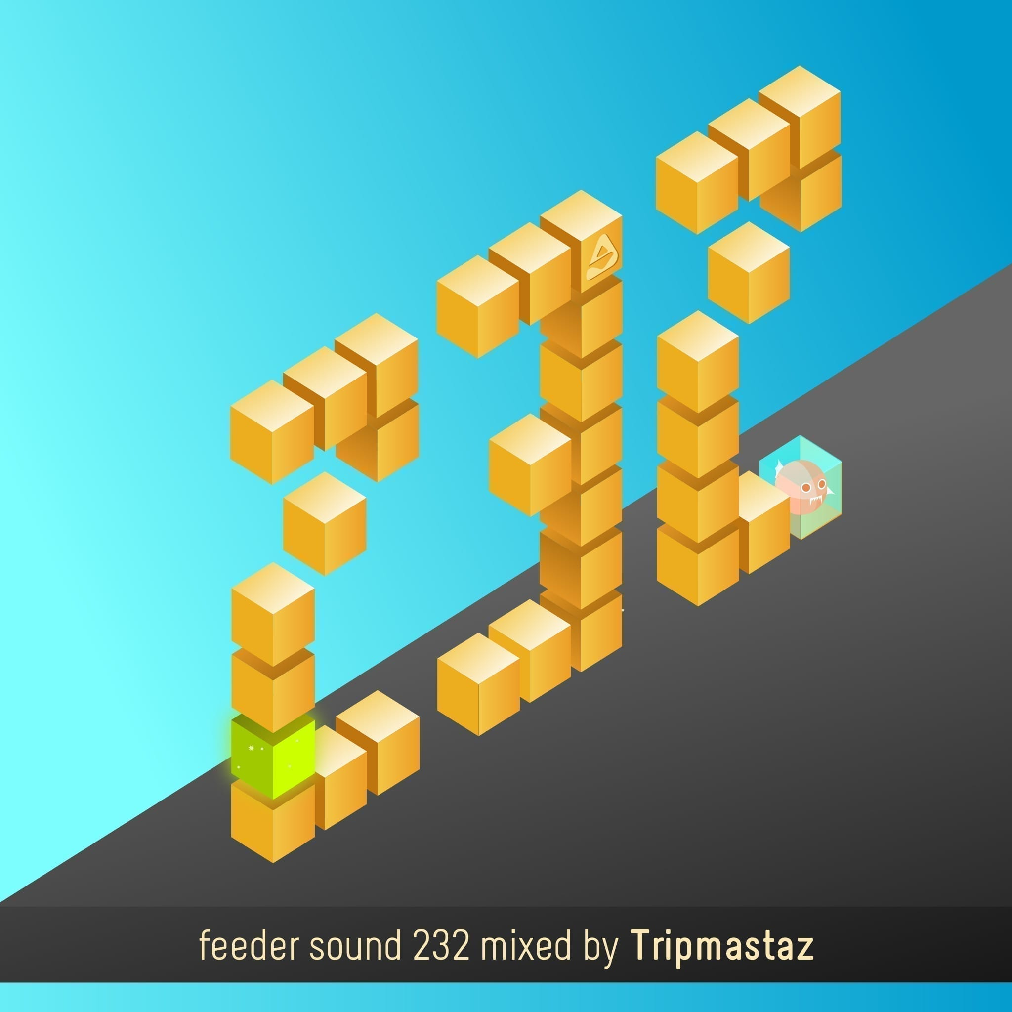feeder sound 232 mixed by Tripmastaz article-cover