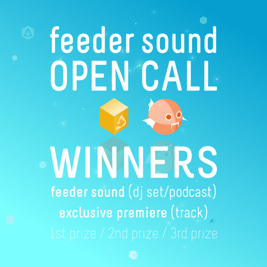 feeder sound OPEN CALL Winners 2019